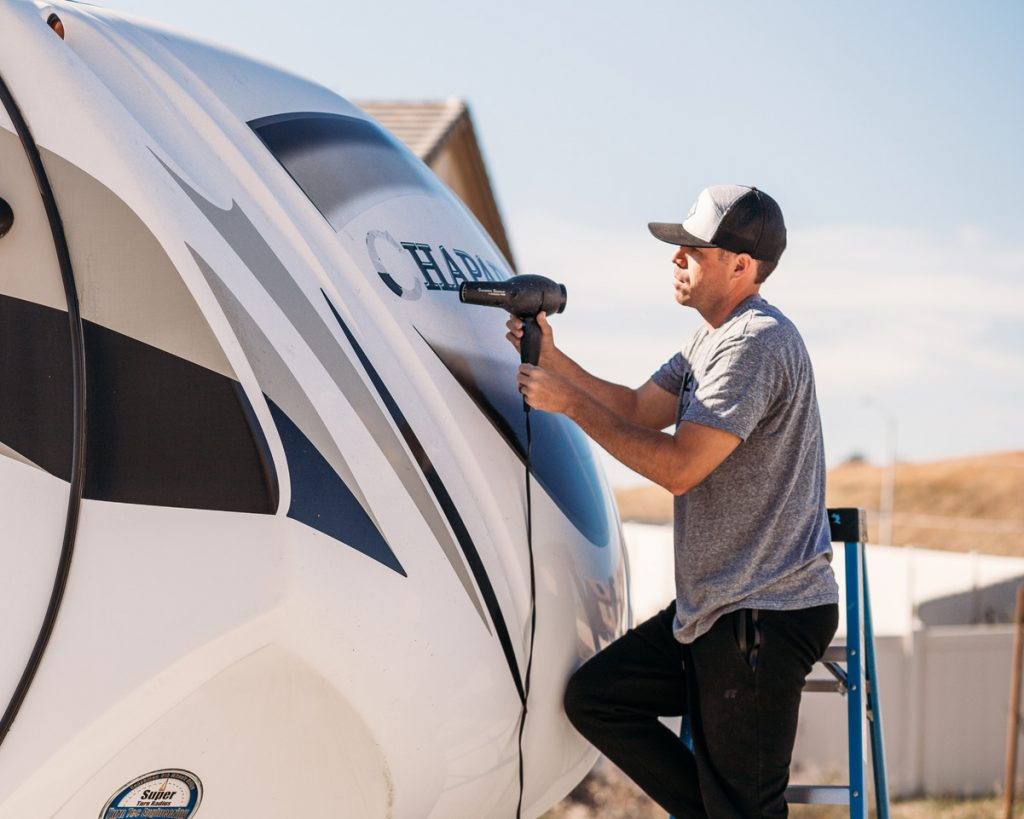 The Way To Fix A RV Roof