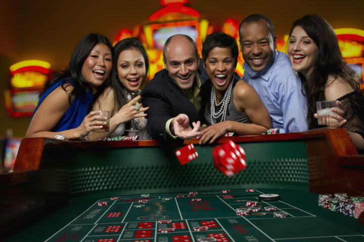 Saying About Casino And How It Affects You